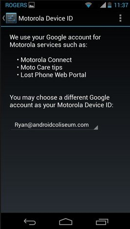 Moto G Data Recovery -- Recover Photos, Contacts, Text Messages on