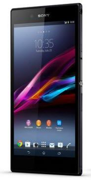 Sony Xperia Z Ultra data recovery