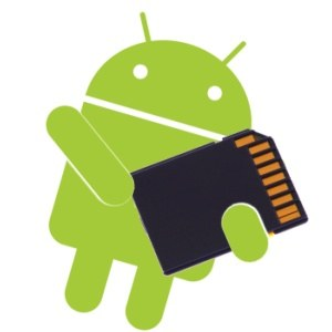 recover from android sd card