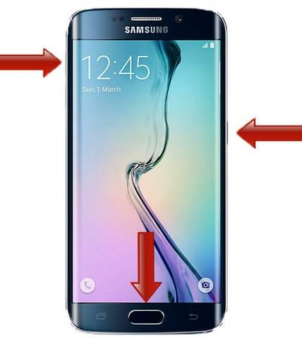 fix android blue screen