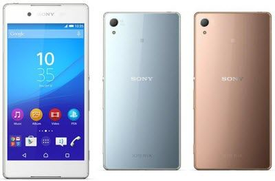 recover data from sony xperia z4