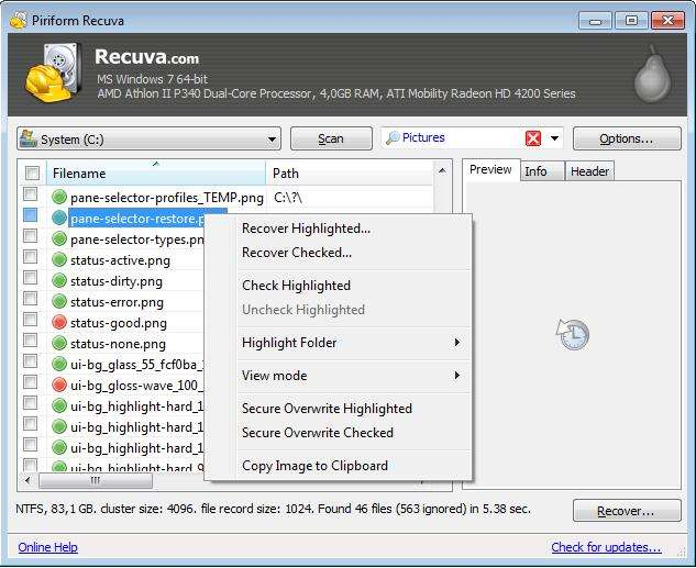 free  the best data recovery software