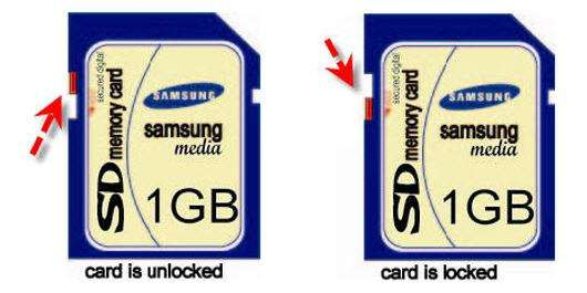 2 Easy Fixes For Sd Quot Memory Card Can T Be Written To Quot