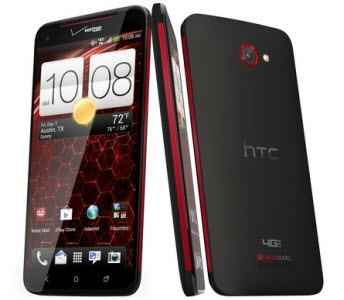 recover files from HTC Droid DNA