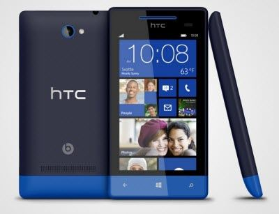 recover files from HTC phone
