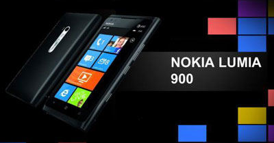 Nokia Lumia 900 data recovery