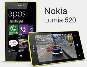 nokia lumia 520 data recovery