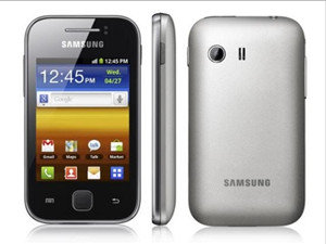 how to recover photos from Samsung Galaxy Y