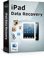 Download iPad Data Recovery for Mac