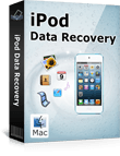 iPod Data Recovery for Mac