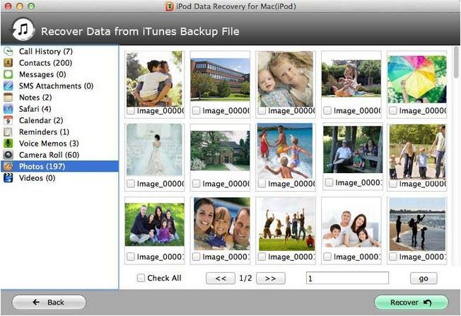 recover ipod notes on mac