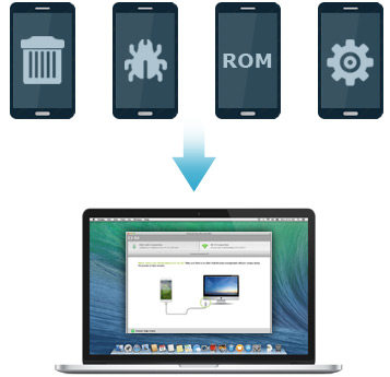 how to open samsung phone files on mac
