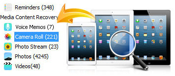 Recover Data for all iPad