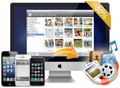 1st iPhone Data Recovery Software in the World